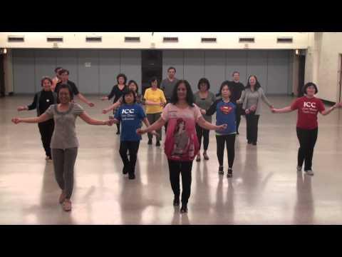 Line Dance: BOMBA LATINA