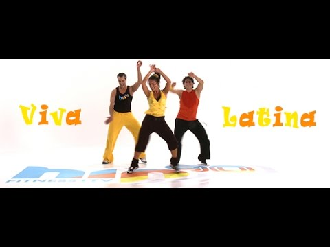 Fitness für Zuhause – Viva Latina 1