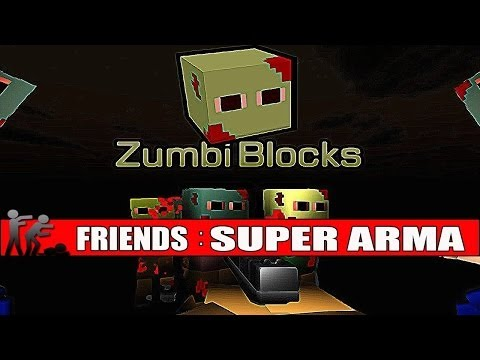 Zombie Blocks – Dança do Créu [ Godenot, MultiGamer ]