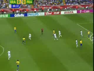 Show Zidane vs Brazil