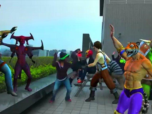 Harlem Shake: Gaming with Skyrim/ Borderland 2/ Tekken 3/ Diablo 3