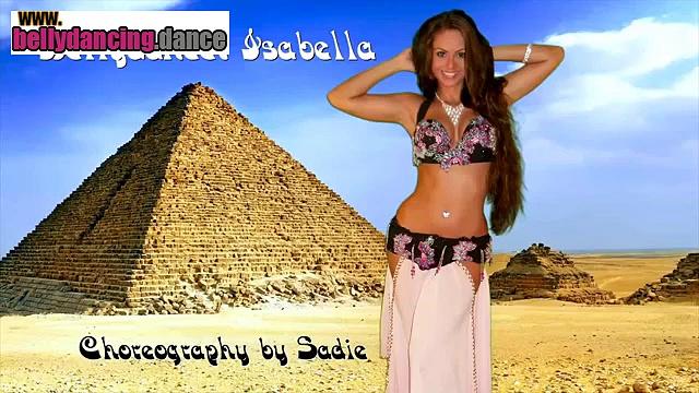 Arab Belly Dancing Artist – Sadie