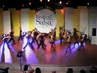 Fiebre Latina: Cali Colombian Salsa Dancing Pt. 3