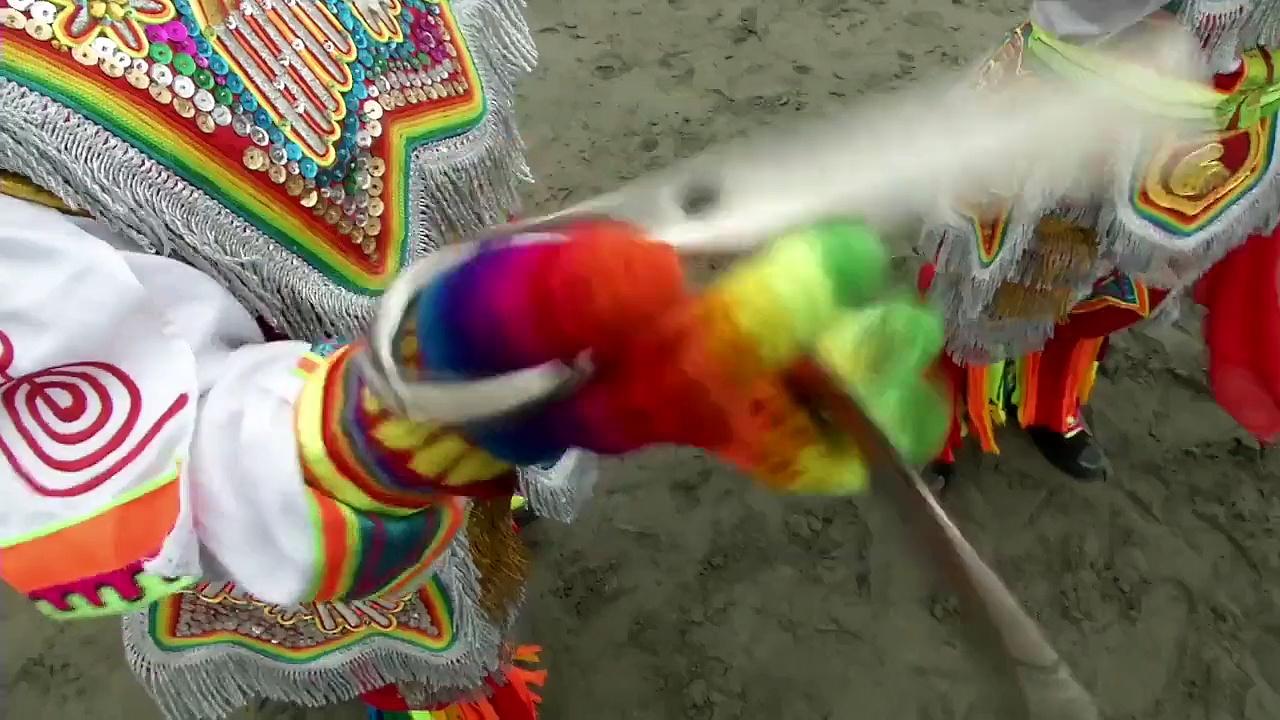 Cultura Latina – Peruvian Dance and Honduran Torch Making