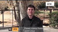 Jordi Creus per Ara TV