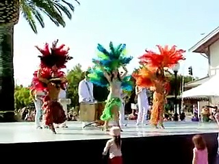Brazilian dance (Tropicalismo, 2007-04-29)