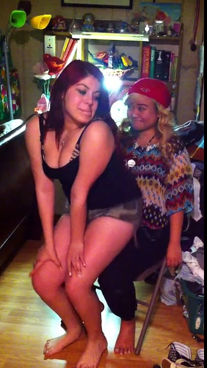 Birthday Girl Lap Dance