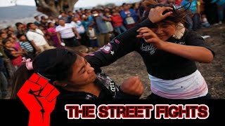 NEW Ultimate Latinas Girls Fights Compilation 2014-2015 || The Street Fights