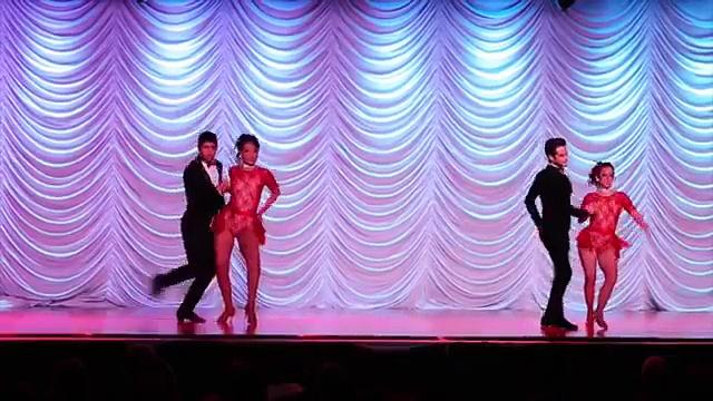 Alma Latina Semi Pro Tijuana Bachata / Reno Latin Dance Fest 2015