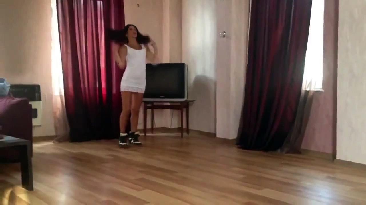 Girl Bailando Hot Dance Chica Latina Sexy Latin