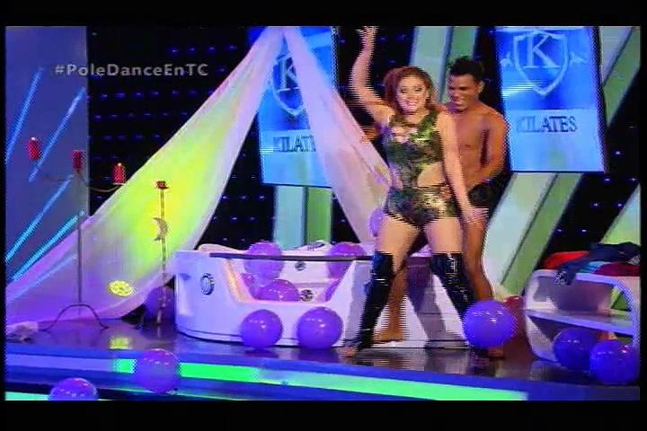 """SEM – VIP: ¿El """"Peor"""" show de 'La Suka? ¡Qué mal 'Pole Dance'!"""