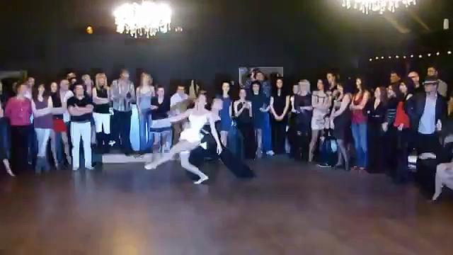 The Battle- Black and White -Alma Latina Dance Academy- Salsa Varna