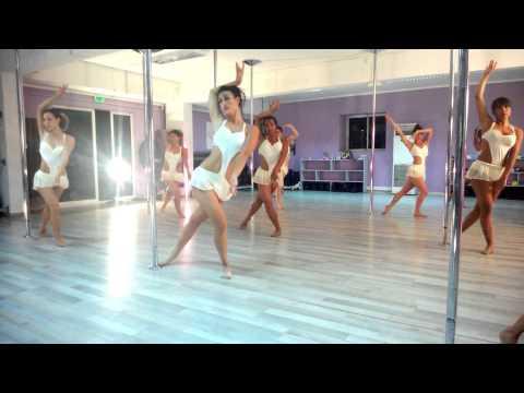 Pole show aout 2014 pole dance reunion