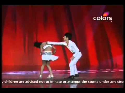 2nd World record  Salsa dance  India got talent  India got talent  HD
