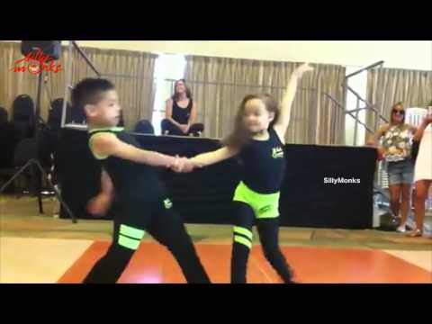 Salsa Shakes! Amazing dancing kids!