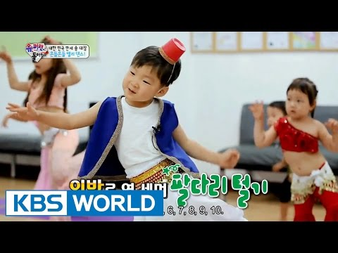 Triplets' House – Belly-dance (Ep.94 | 2015.09.13)