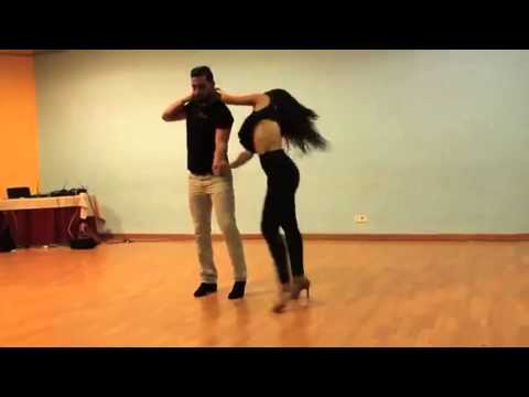 Sexy Latin Dance – All of Me