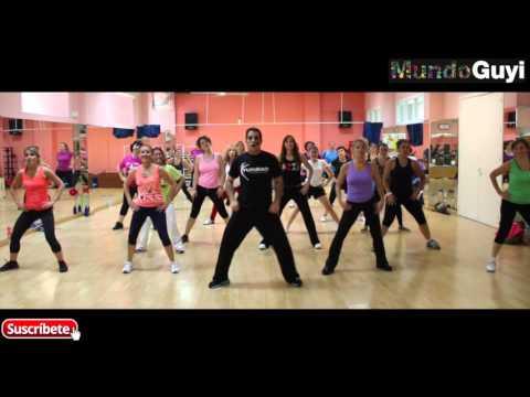 """Dança do Creu (Mc Creu·Funk do Brasil) CoreoFitness """"Mundo Guyi"""""""