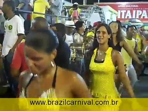 Uncut Brazil Samba Dancing Rio Samba & Carnaval:  Brazilian Dance