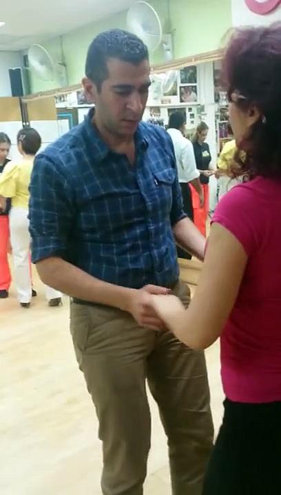 Salsa Bignner Mohamed Mahrous Youssef Dancing Cuco