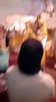 Srrur dance concert in an Arab country destroyed at a stroke