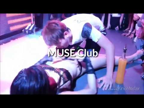 Sexy Dance | One night in MUSE Taipei ( Amazing Show 2015 ) Part 2
