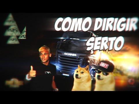 Como dirigir de forma serta – Euro truck simulator 2