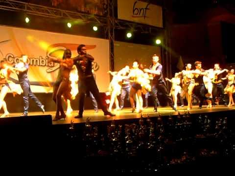 Esfera latina dance company  salsa festival 2013