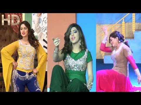 NON STOP BOLLYWOOD MUJRA PART 2 (2016) – PAKISTANI STAGE MUJRA DANCE