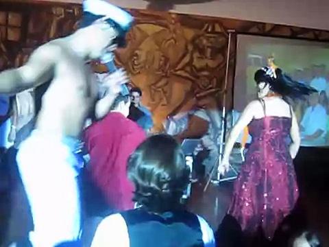 Ganhadores da dança do créu na formatura!!!