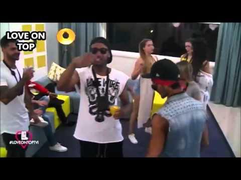 Love On Top (TVI)-Dança do créu