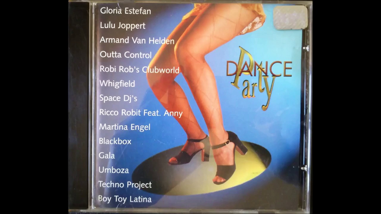 Dance Party – 14.Boy Toy Latina – El Coche de Papa