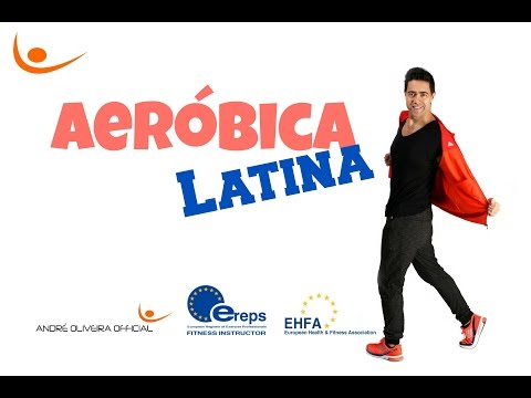 Aeróbica Latina 1 e 2 – Dance e queime mais de 700 calorias – HD