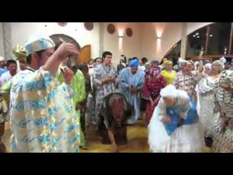Celebrating Great Yoruba Cultural Dance In Brazil
