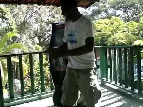Meu vídeo editado  Meu Pai Dançando o CRÉU!!!