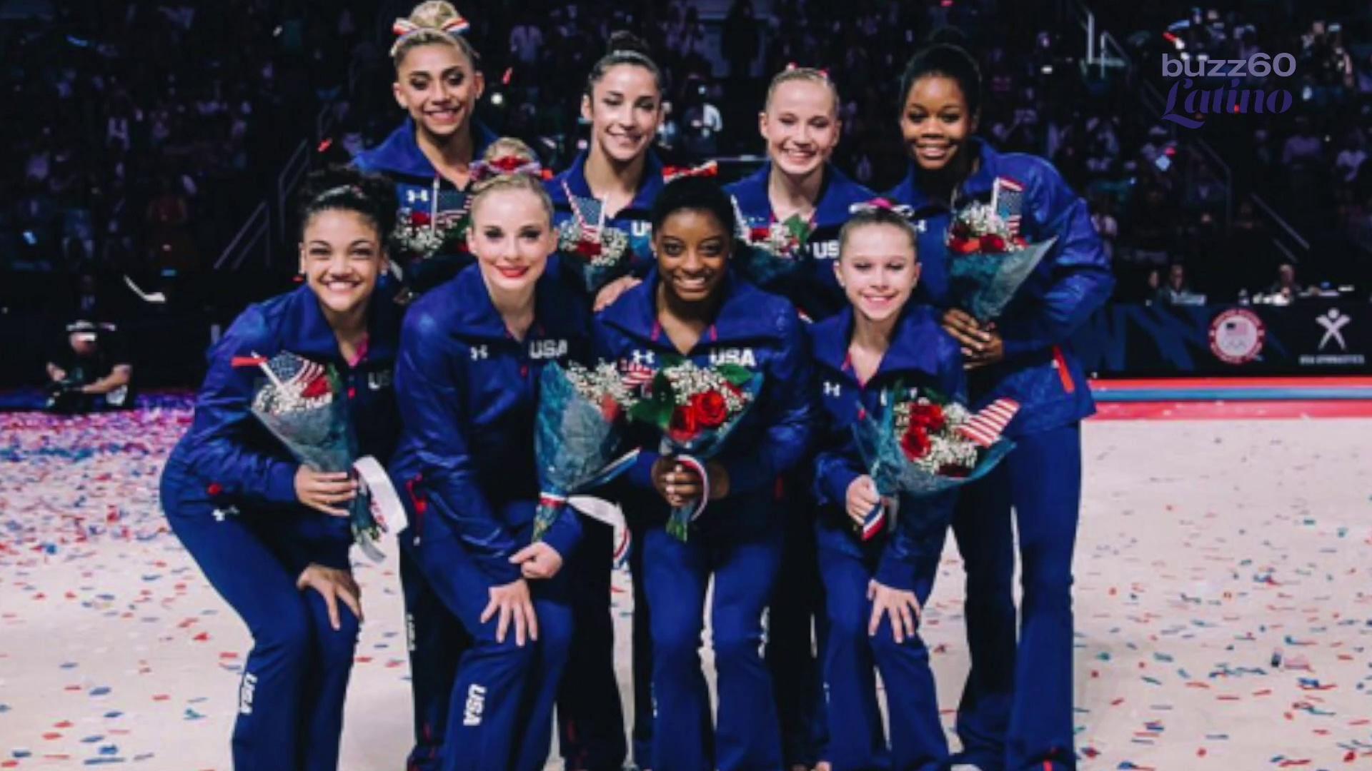 Conoce a la Gimnasta Latina Que Nos Representará en Rio 2016
