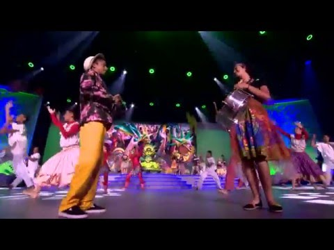 Traditional Brasilian Dance / Brazil 2016