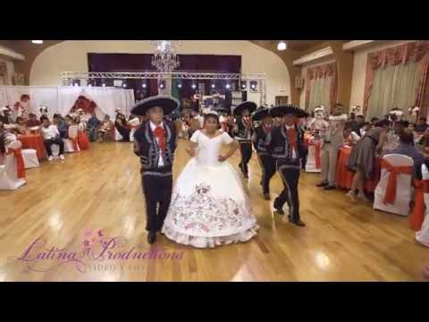 Traditional Mexican Quinceañera Dance Latina Productions New Jersey
