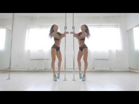 Exotic Pole Dance by Nina Kozub – POLE4YOU Athlete promo 2016
