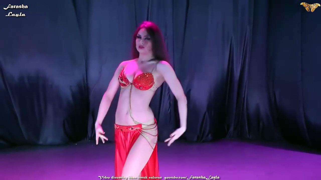 Beautiful Anna Lonkina Sensual Arabic Belly Dance Ukrainian #1 украинский танец живота Анна Лонкина