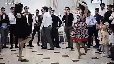 Irani arab dance video