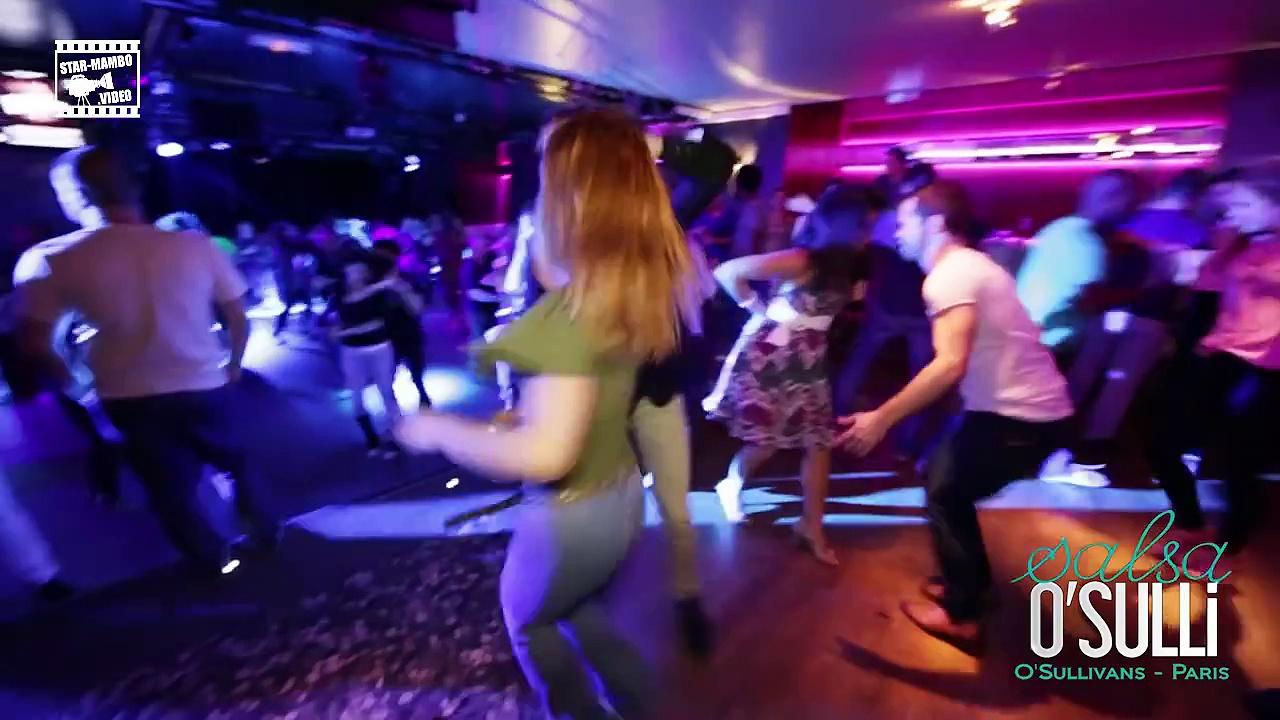 Julien Cogordan & Aude Michon – social dance @ Salsa O'Sulli Paris