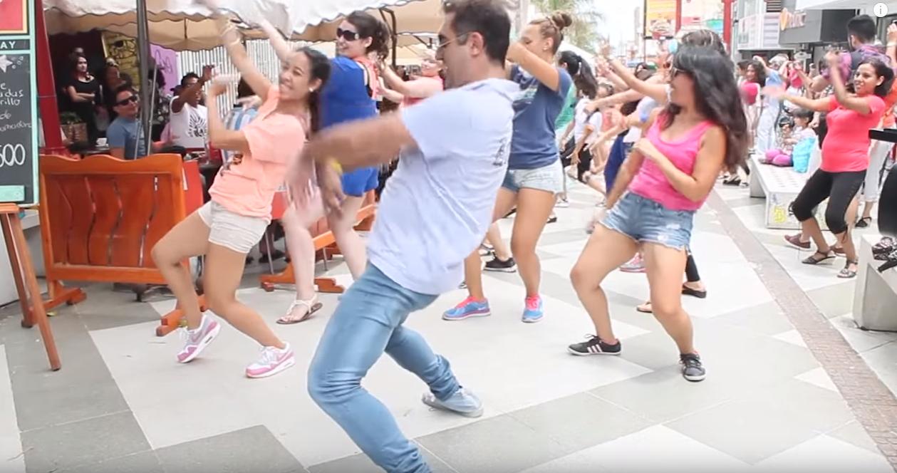 Best dance on best arab song