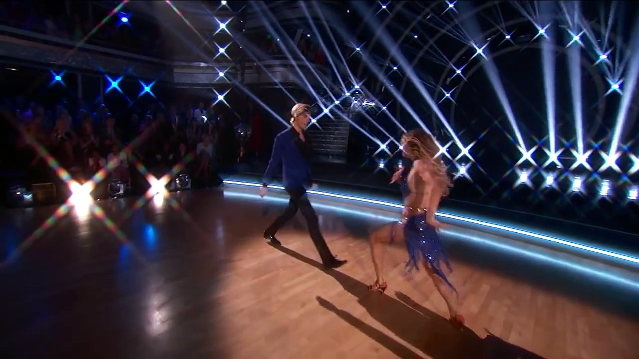 【HD】DWTS 20-10 Finale Riker Lynch & Allison Holker SALSA/QUICKSTEP Dancing with the Stars