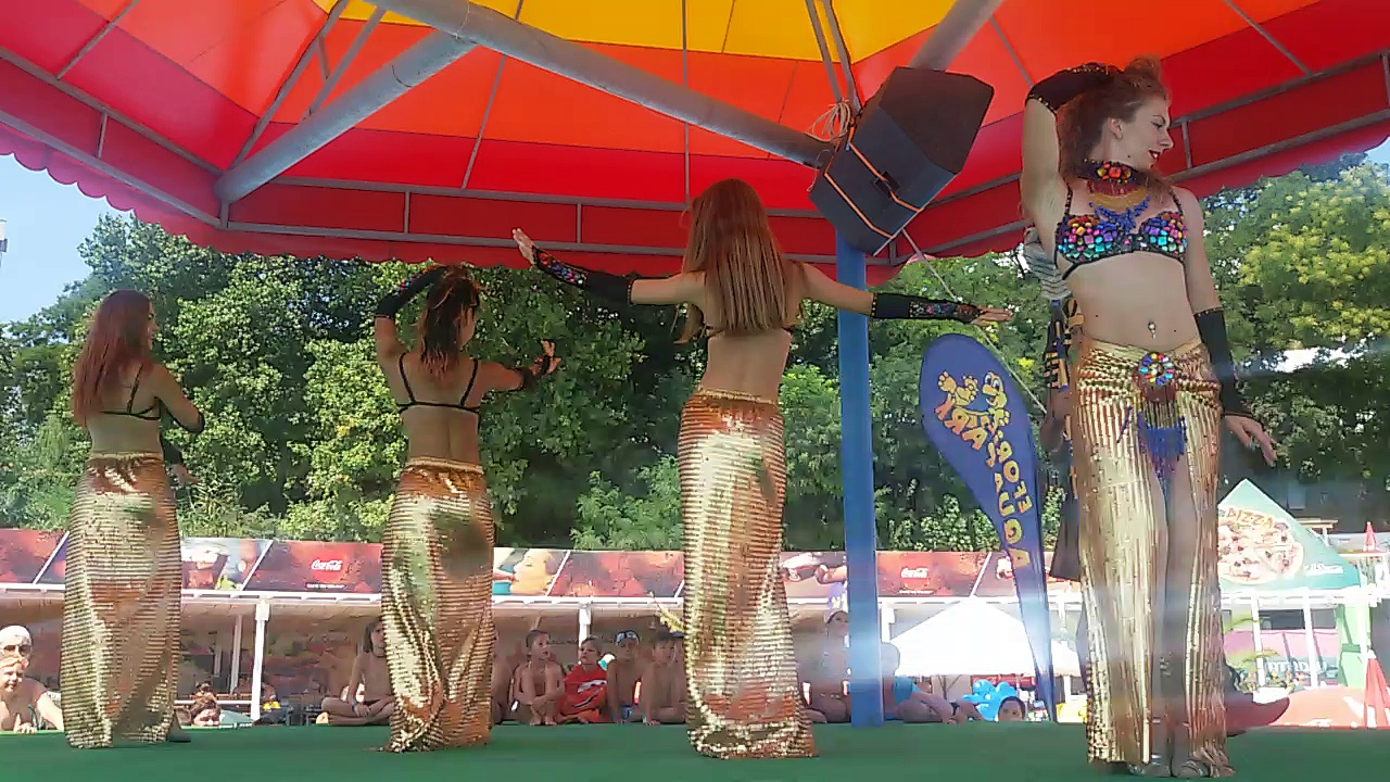 Egiptean-Arab Dance