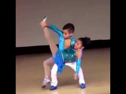 Incredible Salsa Dancing Kids – Unbelievable Salsa Dance