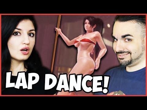 LAP DANCE! Dead or Alive Xtreme 3 Fortune