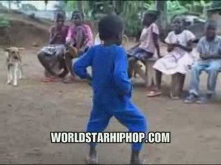 Lil Boy – The Original Stank Leg All Started In Africa!