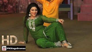 KHUSHBOO PUNJABI STAGE MUJRA 2015 – PAKISTANI MUJRA DANCE