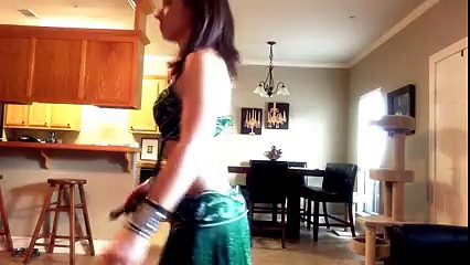 Arabic belly dance in full hd